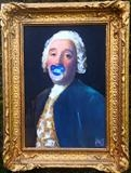 Portrait of the Architect Bartolomeo Francesco Rastrelli 18t by Helen Gorrill, Painting