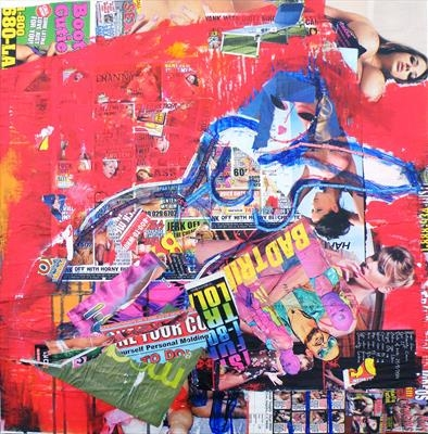Urban Collage: Bad Trip