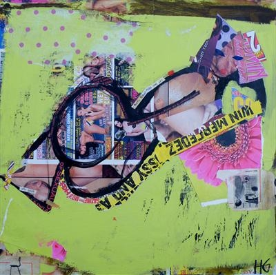 Urban Collage: Mansworld 1