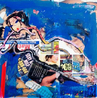 Urban Collage: Mansworld 4